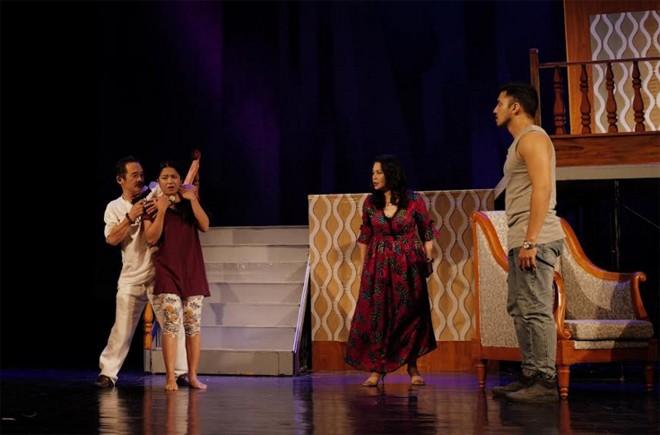 Nét mới trong liên hoan sân khấu về hình tượng người chiến sỹ CAND lần thứ IV - ảnh 2