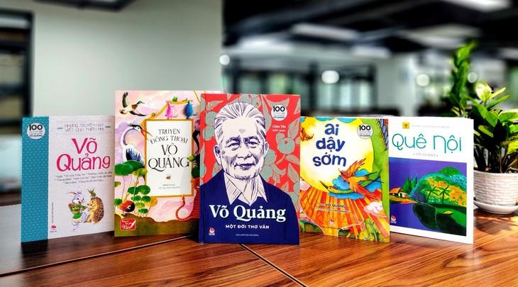 100 năm ngày sinh nhà văn Võ Quảng: Những sáng tác thân thuộc cho thiếu nhi nhiều thế hệ - ảnh 1