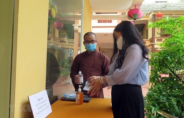 Dịch COVID-19: Giáo hội Phật giáo Việt Nam đề nghị các chùa tăng cường khóa lễ Vu lan bằng hình thức trực tuyến - ảnh 1