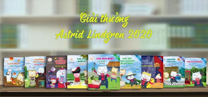 Ra mắt sách của tác giả giải thưởng sách thiếu nhi lừng lẫy Astrid Lindgren 2020  - ảnh 1