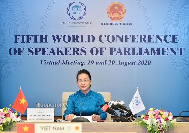 Việt Nam coi trọng và ủng hộ nỗ lực chung ứng phó với biến đổi khí hậu - ảnh 1