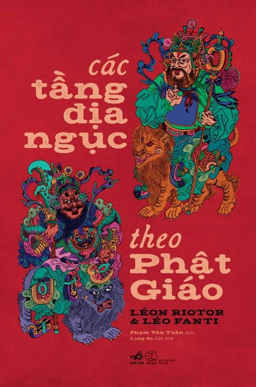 """Ra mắt ấn bản tiếng Việt """"Các tầng địa ngục theo Phật giáo"""" - ảnh 1"""