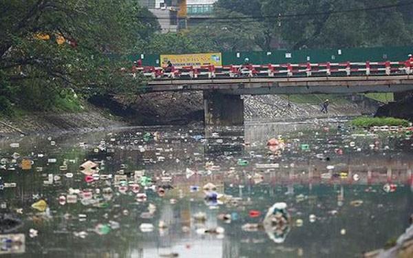 Sông Tô Lịch và vấn đề xử lý nước thải ở Hà Nội - ảnh 2