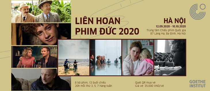 Liên hoan phim Đức 2020 tại Việt Nam - ảnh 1