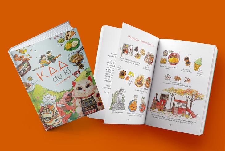 Du ký Infografic Book cùng 2 họa sĩ 9X - ảnh 5