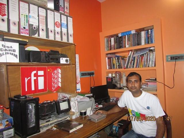 Thính giả từ Ấn Độ chúc mừng 75 năm thành lập VOV - ảnh 4
