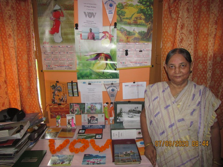 Thính giả từ Ấn Độ chúc mừng 75 năm thành lập VOV - ảnh 6