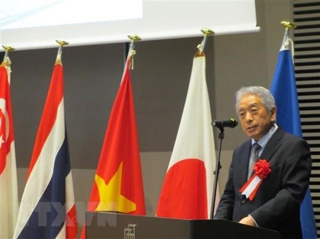 Tổng Thư ký AJC: Quan hệ Nhật-Việt sẽ không thay đổi cho dù bất cứ ai kế nhiệm Thủ tướng Abe Shinzo - ảnh 1