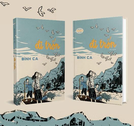 """Tác giả Quân khu Nam Đồng ra mắt tác phẩm thứ hai """"Đi trốn"""" - ảnh 1"""