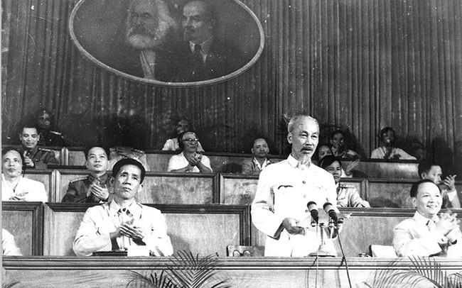 Mỗi kỳ Đại hội Đảng là một dấu son lịch sử của dân tộc - ảnh 1