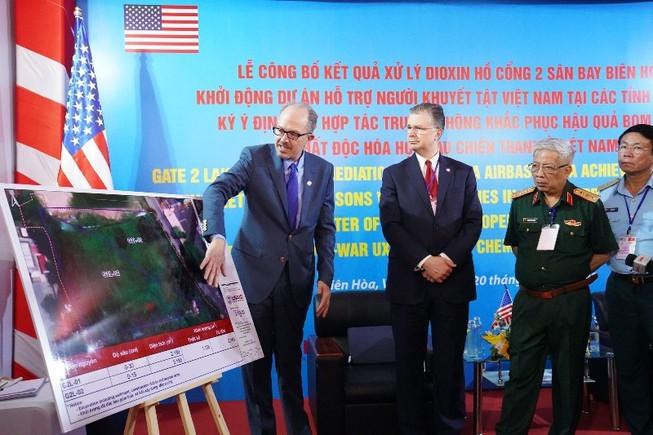 Hoa Kỳ dành 65 triệu USD để hỗ trợ người khuyết tật Việt Nam bị ảnh hưởng bởi chiến tranh - ảnh 1