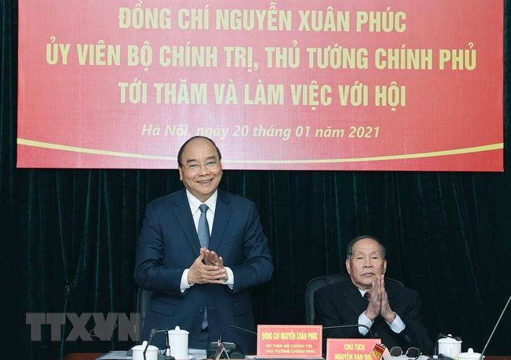 """Tiếp tục đẩy mạnh phong trào """"Hành động vì nạn nhân chất độc da cam Việt Nam"""" - ảnh 1"""