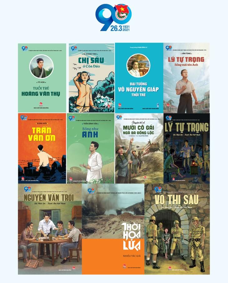 Ra mắt bộ ấn phẩm Tự hào tuổi trẻ Việt Nam - ảnh 1