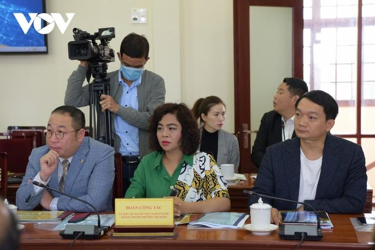 Lâm Đồng kêu gọi doanh nhân người Việt ở nước ngoài đầu tư vào tỉnh - ảnh 4