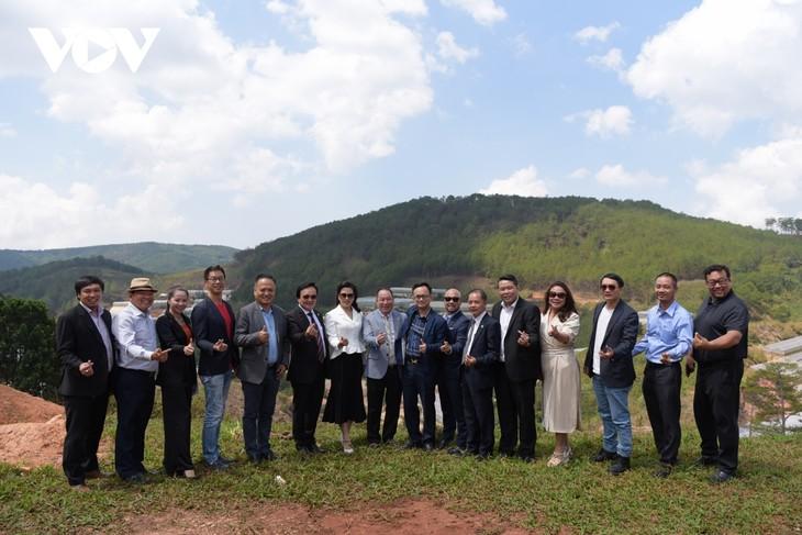 Lâm Đồng kêu gọi doanh nhân người Việt ở nước ngoài đầu tư vào tỉnh - ảnh 3