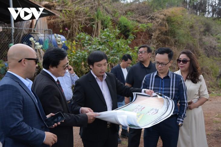Lâm Đồng kêu gọi doanh nhân người Việt ở nước ngoài đầu tư vào tỉnh - ảnh 2