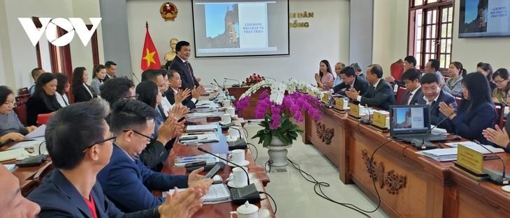 Lâm Đồng kêu gọi doanh nhân người Việt ở nước ngoài đầu tư vào tỉnh - ảnh 1