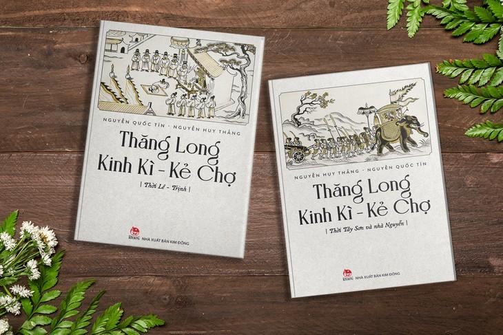 Giao lưu và ra mắt sách Thăng Long Kinh Kì - Kẻ Chợ - ảnh 1