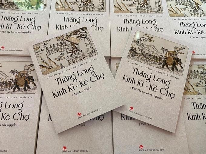 Thăng Long Kinh Kỳ Kẻ Chợ - những bước tiếp nối đẹp đẽ của tình yêu với lịch sử và Hà Nội - ảnh 3