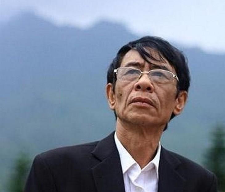 Nhà thơ Hoàng Nhuận Cầm: Không đủ nỗi buồn để sống - ảnh 1