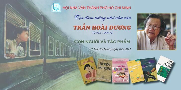 Ra mắt website về nhà văn Trần Hoài Dương  - ảnh 1