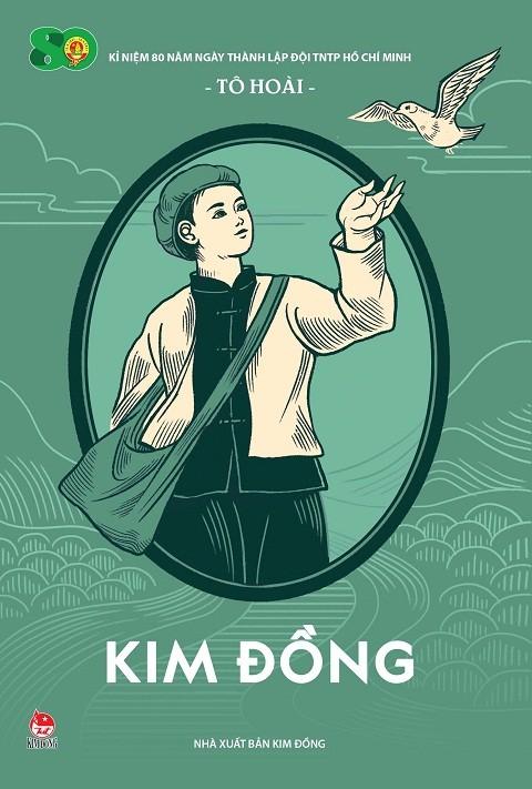 Bộ ấn phẩm kỷ niệm 80 năm thành lập Đội thiếu niên tiền phong Hồ Chí Minh - ảnh 3