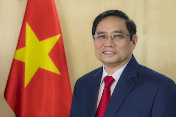 """Thủ tướng Chính phủ Phạm Minh Chính sẽ tham dự Hội nghị quốc tế về """"Tương lai châu Á""""  - ảnh 1"""