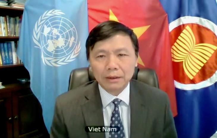 Việt Nam lên án các cuộc tấn công nhằm vào dân thường trong xung đột giữa Israel và Palestine - ảnh 2