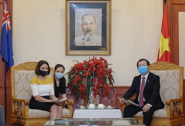Việt Nam và Australia phát triển quan hệ đối tác chiến lược về đổi mới sáng tạo - ảnh 1