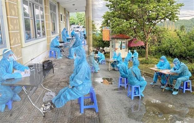 Tỉnh Điện Biên tiếp nhận 38 công dân nhập cảnh trái phép từ Lào về nước - ảnh 1