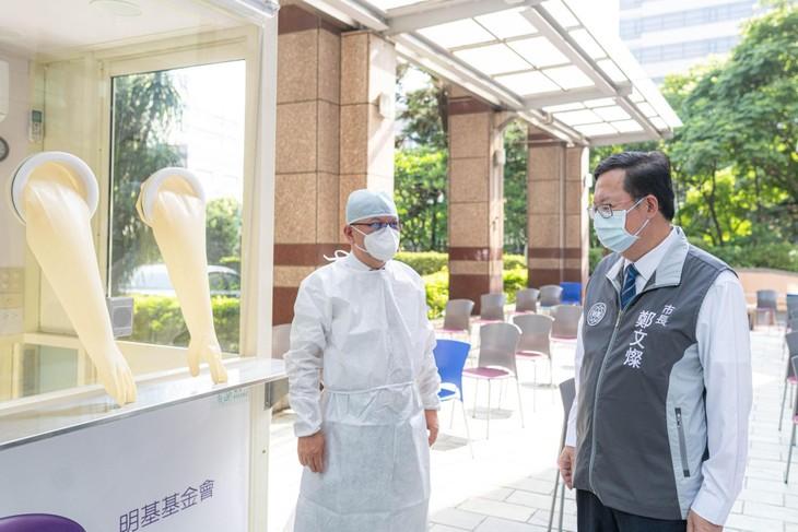 Thành phố Đào Viên, Đài Loan (Trung Quốc) hỗ trợ lao động, tân di dân người Việt trong dịch covid 19 - ảnh 1