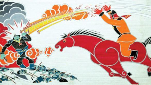 NSND Ngô Mạnh Lân - họa sĩ của nhiều thế hệ tuổi thơ - vừa qua đời - ảnh 2
