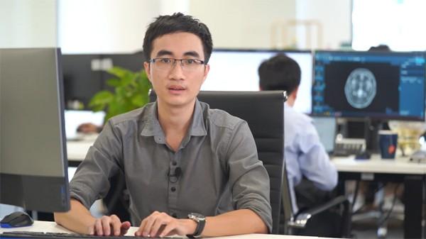 Kỹ sư Việt giành giải nhất cuộc thi dùng AI phát hiện Covid-19 - ảnh 1