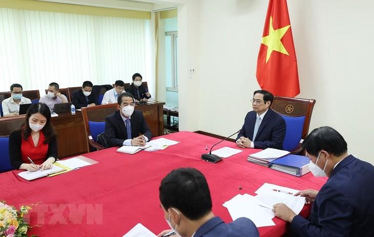 Việt Nam mong muốn COVAX tiếp tục giúp đỡ vaccine và chuyển giao công nghệ sản xuất vaccine - ảnh 2