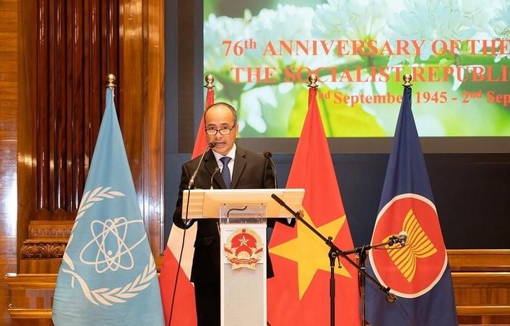 Tăng cường phát triển quan hệ hữu nghị Việt Nam - Áo - ảnh 1