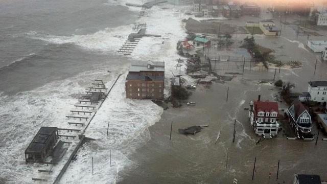 ทั่วโลกเสียหาย 1 แสน 6 หมื่นล้านเหรียญสหรัฐจากภัยพิบัติในปี 2012 - ảnh 1