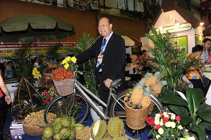 เปิดงานแสดงสินค้าไทยประจำปี 2013 ครั้งที่ 6 ณ กรุงฮานอย - ảnh 1