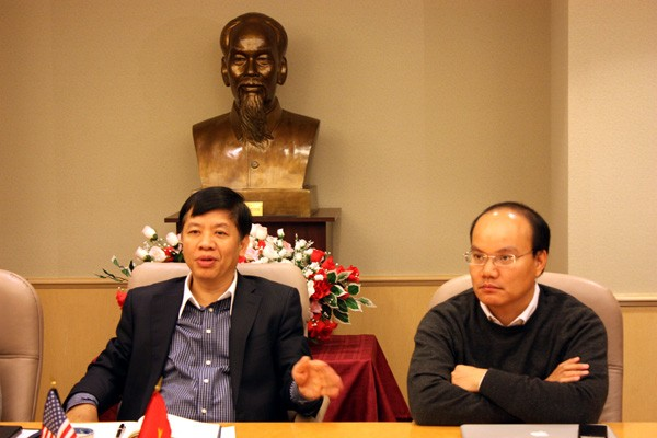 สถานทูตเวียดนามประจำสหรัฐจัดการเสวนาในโอกาสรำลึกครบรอบ 40 ปีการลงนามข้อตกลงปารีส   - ảnh 1