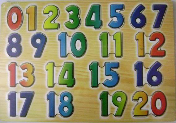 การนับเลขและลำดับที่ - ảnh 1