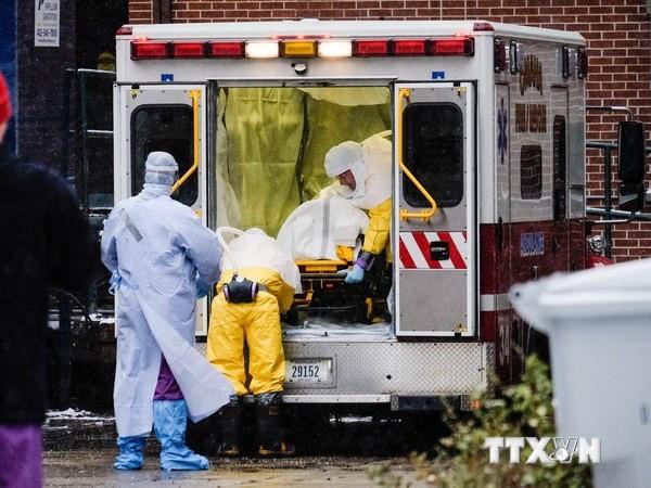ได้มีผู้เสียชีวิตจากการติดเชื้ออีโบลาอีก 1 คนในสหรัฐ - ảnh 1