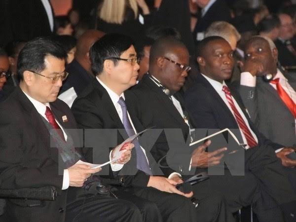 เวียดนามเข้าร่วมการประชุมรัฐมนตรีว่าการกระทรวงการเกษตรนานาชาติครั้งที่ 7 ที่ ประเทศเยอรมนี - ảnh 1
