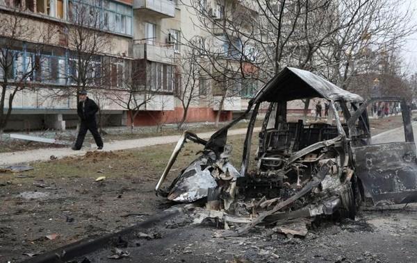 ยูเครนประกาศเตือนภัยระดับสูงในทั่วประเทศ - ảnh 1