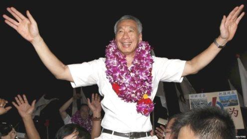 พรรค PAP ได้รับชัยชนะในการเลือกตั้งทั่วไปในสิงคโปร์ - ảnh 1