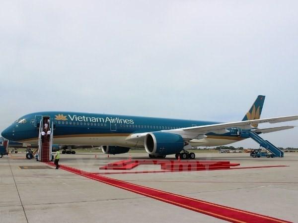 เริ่มใช้งานเครื่องบินแอร์บัส เอ350-900 ในเส้นทางบินระหว่างประเทศ - ảnh 1