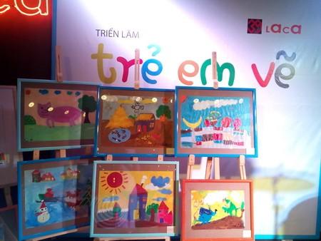 กิจกรรมต่างในโอกาสฉลองวันเด็กสากล 1 มิถุนายน ใน กรุงฮานอย - ảnh 1