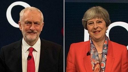 ข่าวการเลือกตั้งทั่วไปในอังกฤษ - ảnh 1