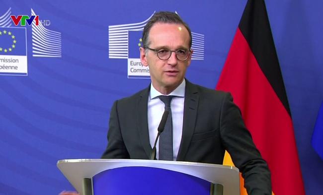 เยอรมนีเรียกร้องให้แสวงหามาตรการทางการเมืองเพื่อแก้ไขปัญหาของซีเรีย - ảnh 1