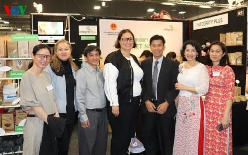 เวียดนามเข้าร่วมงานแสดงสินค้า Go Green Expo ณ ประเทศนิวซีแลนด์ - ảnh 1