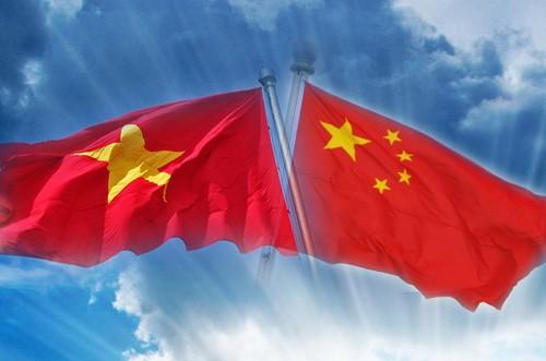 กระชับความสัมพันธ์หุ้นส่วนยุทธศาสตร์ในทุกด้านระหว่างเวียดนามกับจีน - ảnh 1