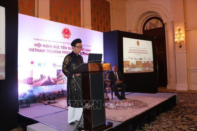 ศักยภาพการพัฒนาการท่องเที่ยวระหว่างเวียดนามกับอินเดีย - ảnh 1
